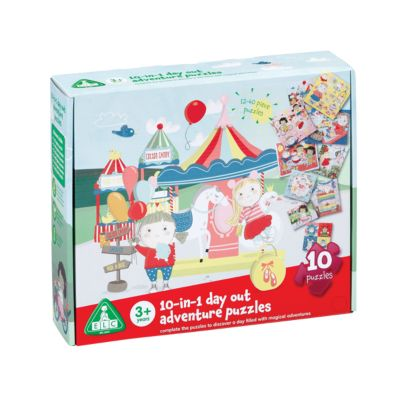 Early Learning Centre 10 In 1 Day Out Puzzle