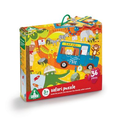 Early Learning Centre Safari Puzzle