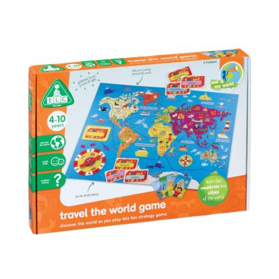 Early Learning Centre Travel The World