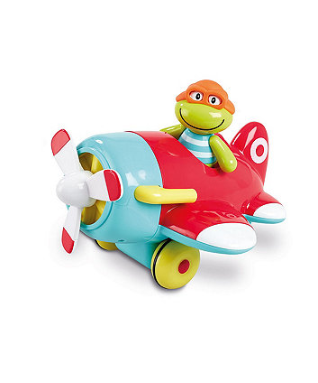 Early Learning Centre Toy Box Frog Plane