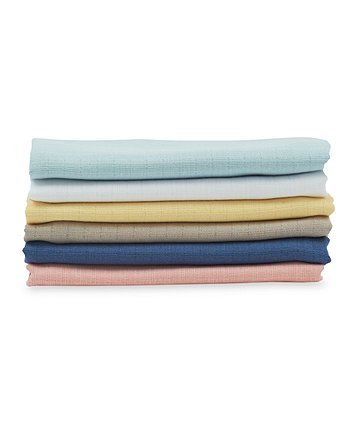 Mothercare Muslins Cloths - 6 Pack