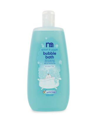 Mothercare Splash & Giggle Bubble Bath 500ml