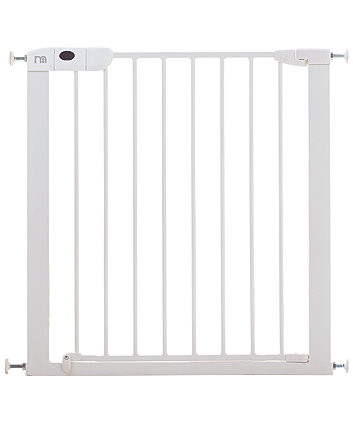 Mothercare Safest Start Easy Loc Pressure Fit Safety Gate, White