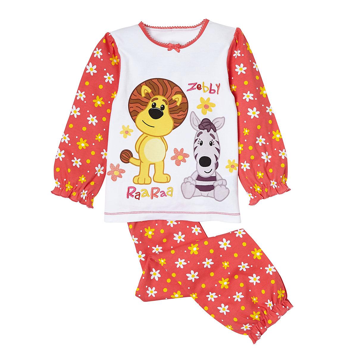 Raa Raa The Noisy Lion Pyjamas - Lion Gifts