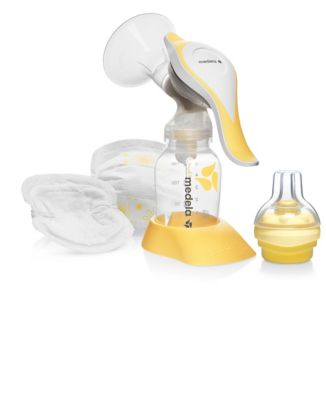 harmony breast pump review