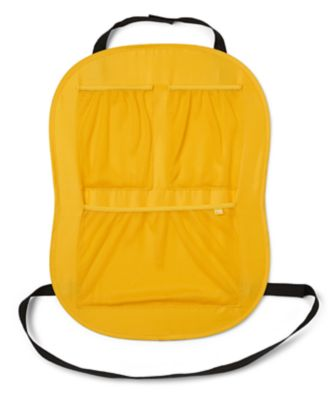 Mothercare Car Seat Protector and Storage - Yellow
