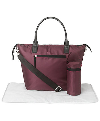 Mothercare Nylon Tote Changing Bag