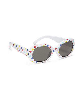 Colourful Polka Dot Sunglasses