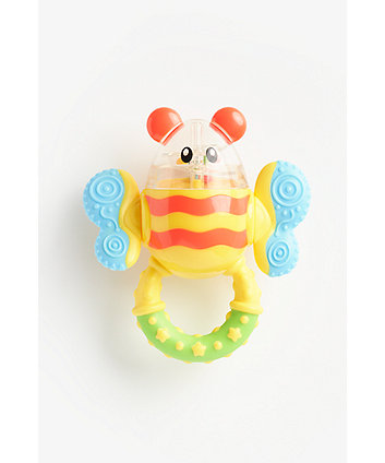 Mothercare Bee Egg Rattle