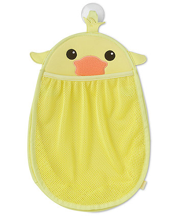 Mothercare Bath Storage Net - Yellow Duck