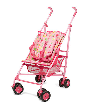 Mothercare Jive Stroller- Cutey Fruity