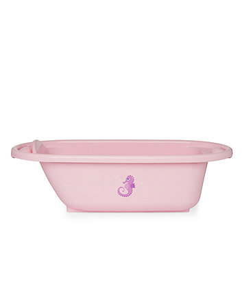 Mothercare Baby Bath - Pink