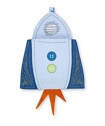 Space Dreamer Cot Pocket