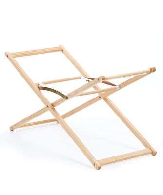 Mothercare Folding Moses Basket Stand - Pine