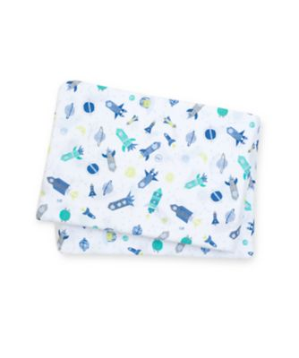 Mothercare Space Dreamer Cot Bed Sheets - 2pk