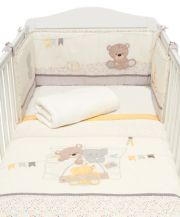 Mothercare Teddy'S Toy Box Bed In A Bag