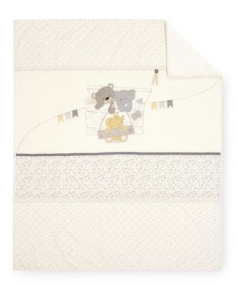 Mothercare Teddy's Toy Box Coverlet