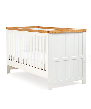 Mothercare Lulworth Cot Bed - Classic