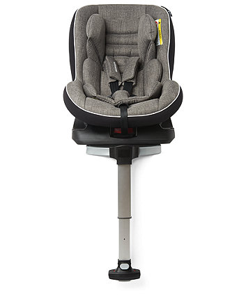 mothercare havana ISOFIX combination car seat  - grey