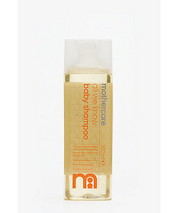 Mothercare All We Know Baby Shampoo - 300ml