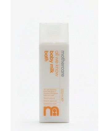 Mothercare All We Know Baby Bath Milk 300ml
