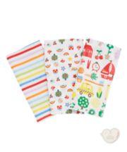 Mothercare Little Bird Muslins - 3 Pack