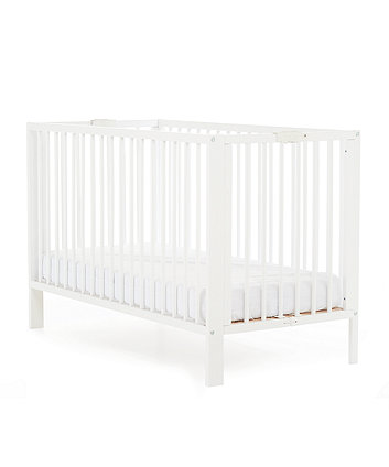 Mothercare Folding Cot - White