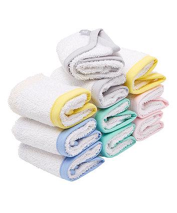 Pastel Flannels - 10 Pack
