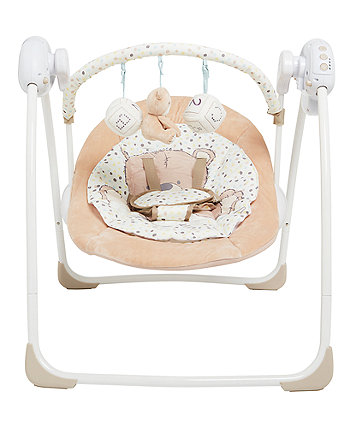 Mothercare Teddy's Toy Box Swing