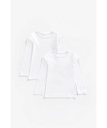 White Vests - 2 Pack