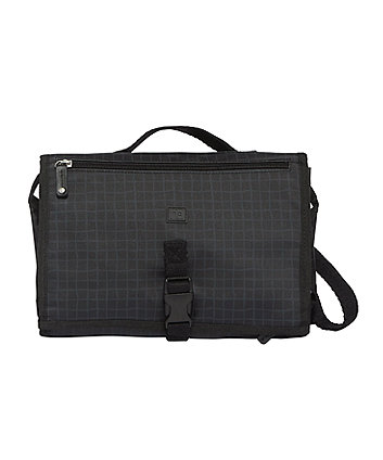 Mothercare Zinnia Changing Clutch - Crosshatch