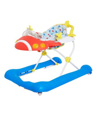 Mothercare Plane Walker - Red/Blue
