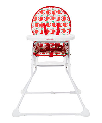 Mothercare Highchair - Apple