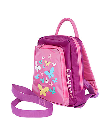 Mothercare Harness Backpack - Butterfly