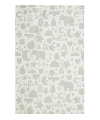 Mothercare Wedge Changing Mat - ABC
