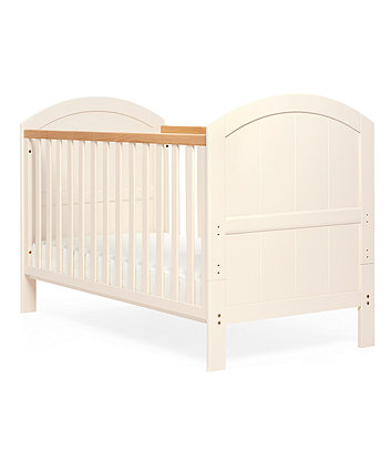 Mothercare Marlow Cot Bed - Cream