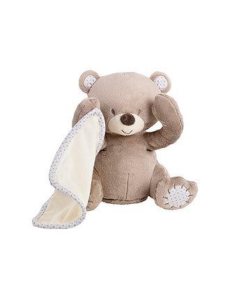 Mothercare Teddy'S Toy Box Peekaboo Bear