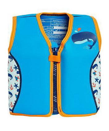 Mothercare Blue Swim Jacket 4-5 Years