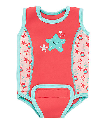 Mothercare Baby Warmers Pink 3-6 Months