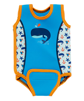Mothercare Baby Warmers Blue 6-12 Months