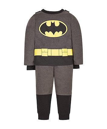 Mothercare Dc Batman Dress Up Pyjamas