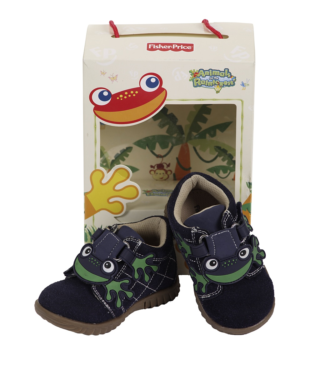 Fisher Price Animals of the Rainforest shoes  Frog