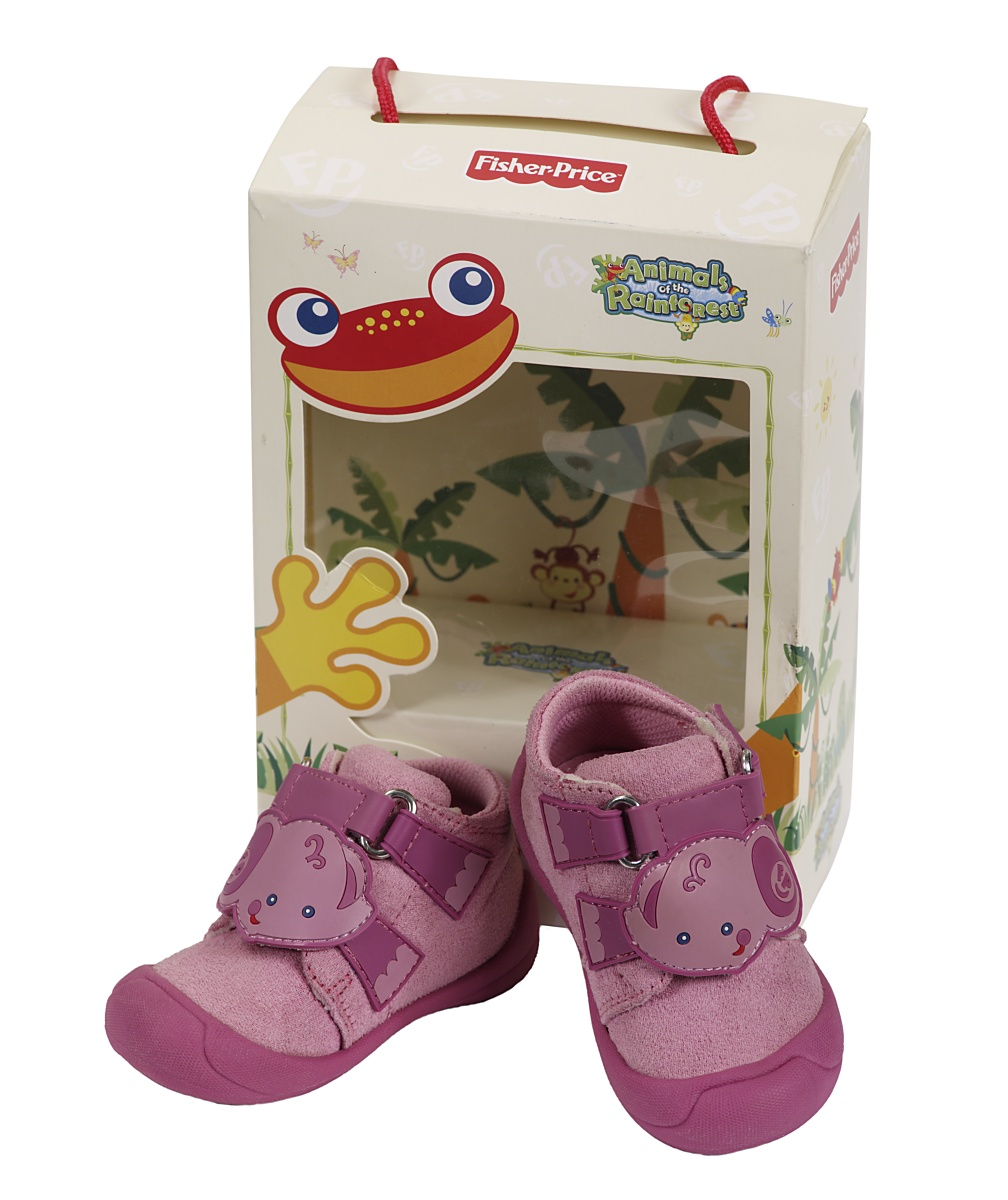 Fisher Price Animals of the Rainforest shoes  Elephant