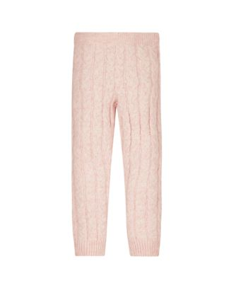 Mothercare Nature Explorer Pink Cable Knit Leggings