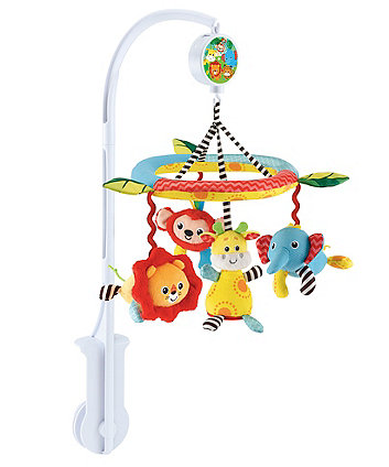 Mothercare Baby Safari Mobile