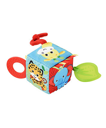 Mothercare Baby Safari Teething Cube