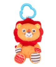 Baby Safari Soft Toy - Lion