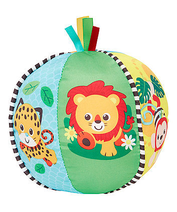 Mothercare Baby Safari Chime Ball