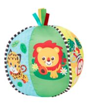 Mothercare Baby Safari Chime Ball