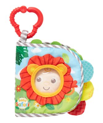 Mothercare Baby Safari Soft Book